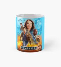 NBC's Timeless Season 2 Poster Mug