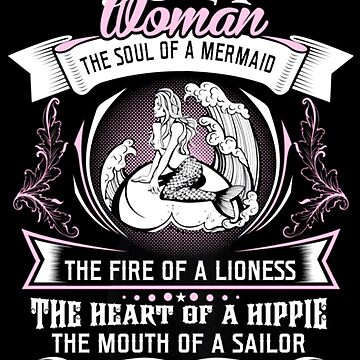 THE SOUL OF MERMAID BLACKPINK JULY by Thanada