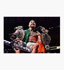 CHAMP CHAMP / COLORED VERSION - Different prospective  Photographic Print