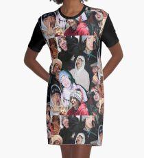 Lil Xan Graphic T-Shirt Dress