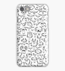 Death Party Blizzard iPhone Case/Skin