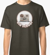 Old school tape recorder Classic T-Shirt