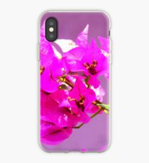 Purple on Purple  iPhone Case