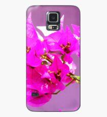 Purple on Purple  Case/Skin for Samsung Galaxy
