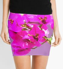 Purple on Purple  Mini Skirt