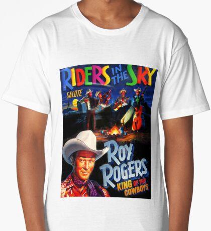 King Of The Cowboys Long T-Shirt