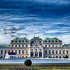 The Belvedere Palace - Vienna by Christian  Zammit