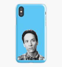 Abed Nadir - Light Blue iPhone Case/Skin