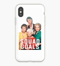 The Golden Squad iPhone Case