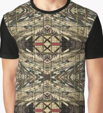 Lines, Lines, Lines, Tribal Graphic T-Shirt