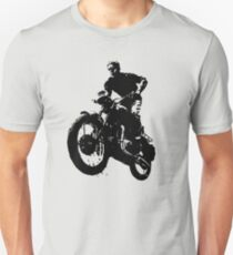Jump in Motorbike Unisex T-Shirt