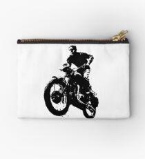 Jump in Motorbike Studio Pouch