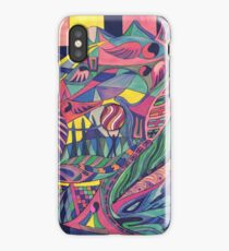 Social Dynamism iPhone Case/Skin