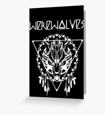 Werewolves Greeting Card