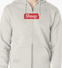 The Original 'Sheep' Zipped Hoodie