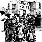 Carlisle Hotel - Hastings by quigonjim