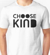 Choose Kind Official Merchandise Unisex T-Shirt