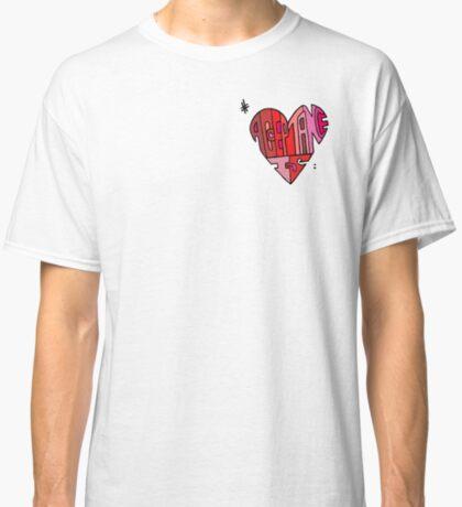 #AcceptanceIs - Heart Classic T-Shirt