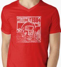 1984 Men's V-Neck T-Shirt