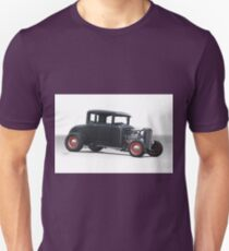 1930 Ford Model A 'HiBoy' Coupe Unisex T-Shirt