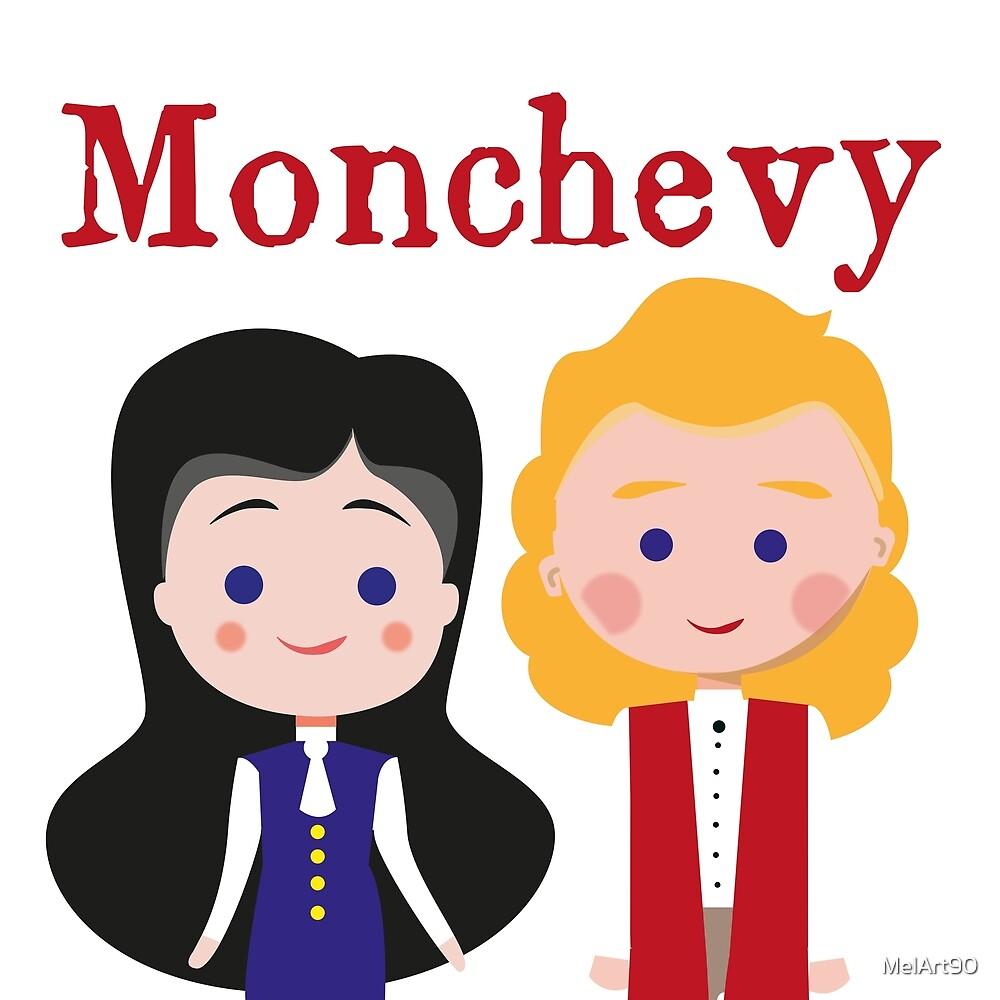 Monchevy - Versailles by MelArt90