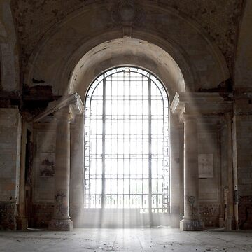 Michigan Central Station - Urban Decay in Detroit, Michigan by manoian