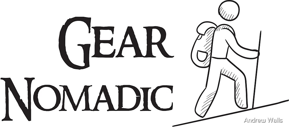 GearNomadic - Travel the World! by Andrew Walls