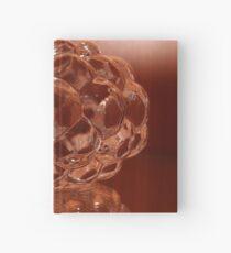 Glass sculpture Hardcover Journal