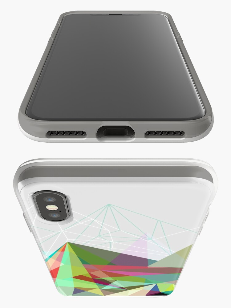 Alternate view of Colorflash 7 iPhone Case & Cover
