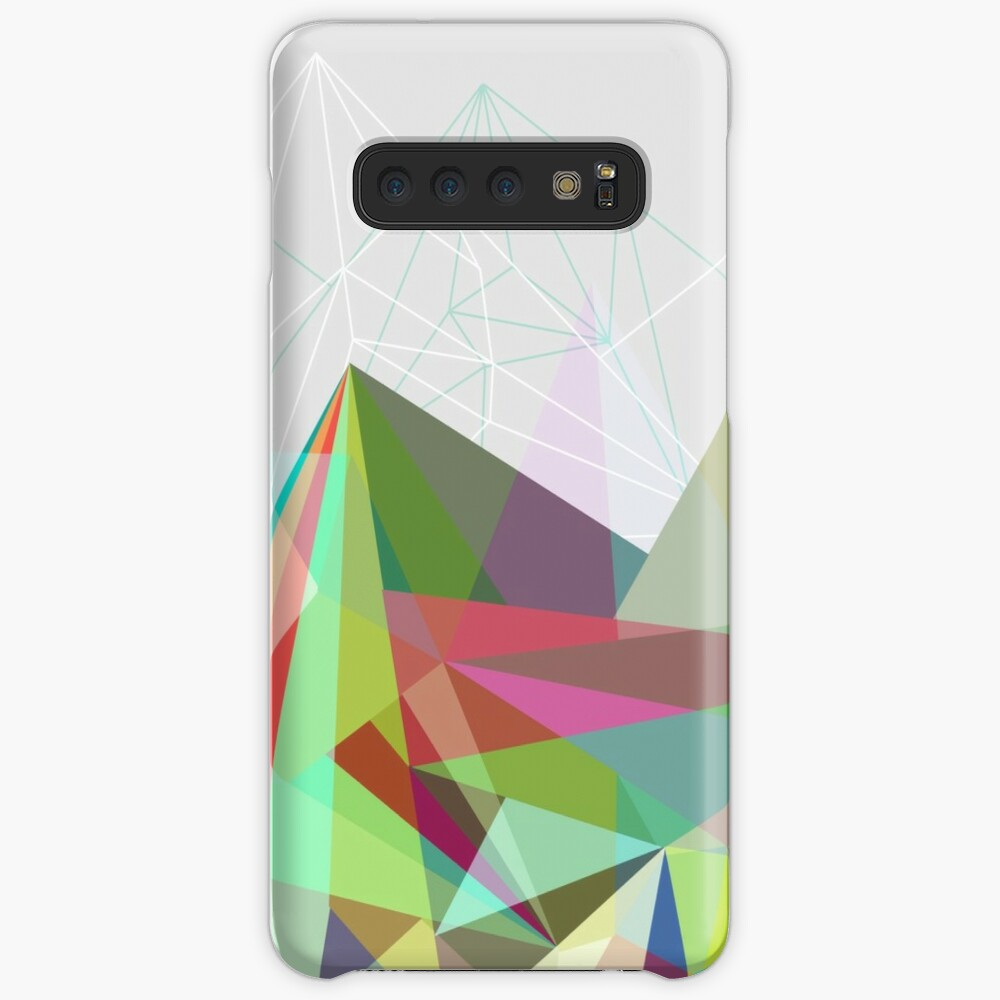 Colorflash 7 Case & Skin for Samsung Galaxy