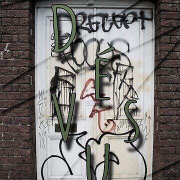 Des Vu Door by Eropher