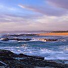 Spoon Bay, Central Coast, NSW by Matt  Lauder