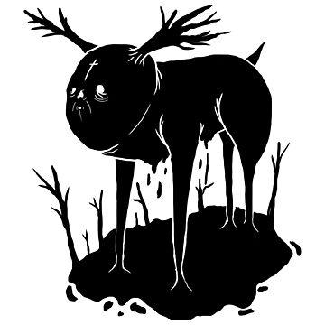 Deathdeer by Salemart1