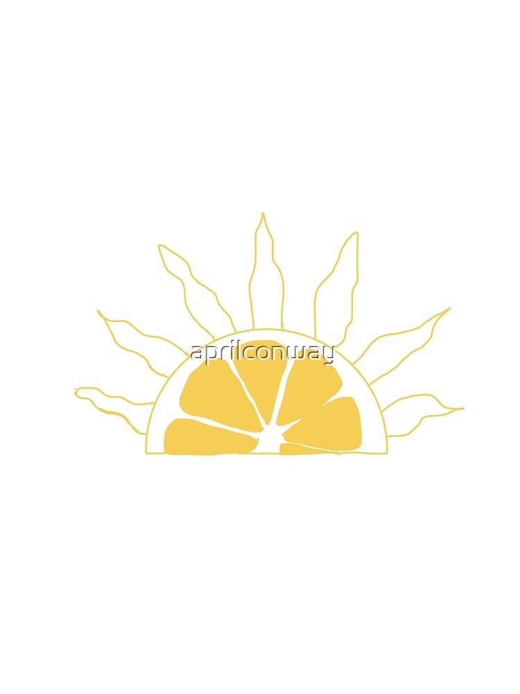 lemon sun by aprilconway