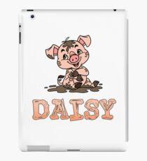 Daisy Piggy iPad Case/Skin