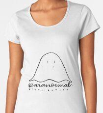 Ghosty Graph Women's Premium T-Shirt