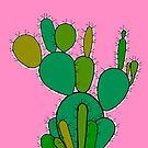 Cacti by Adam Regester