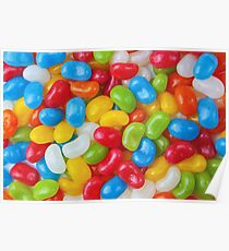 candies sweets art Poster