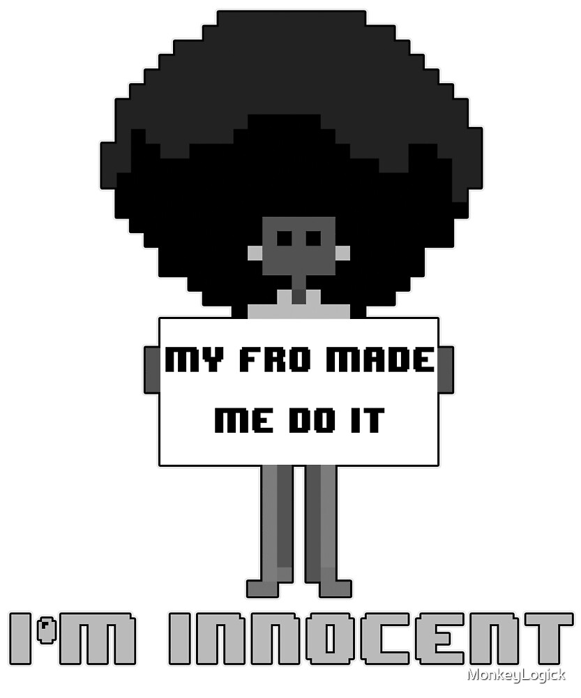 I'm Innocent  by MonkeyLogick