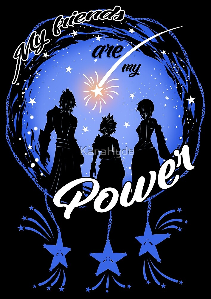 POWER! by KanaHyde