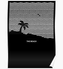 The Neighbourhood - The Beach Poster