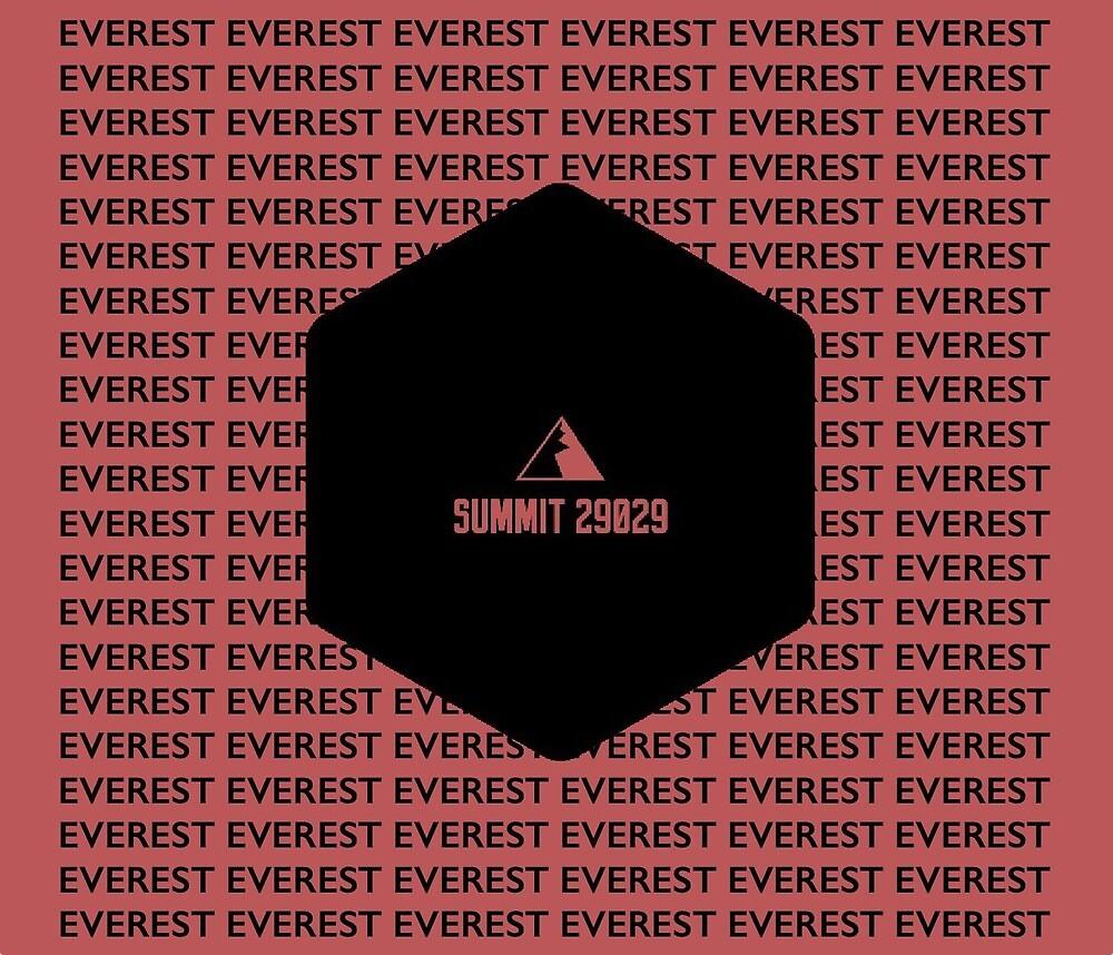 Summit 29029 Everest classic logo by Summit29029