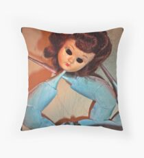 Annabelle Crab #2 Throw Pillow