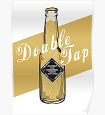 Double Tap - Poster Poster