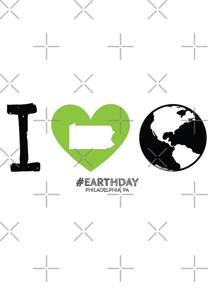 I Love The Earth (Philadelphia) by SeenCity