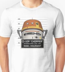 Rebel Droid Unisex T-Shirt