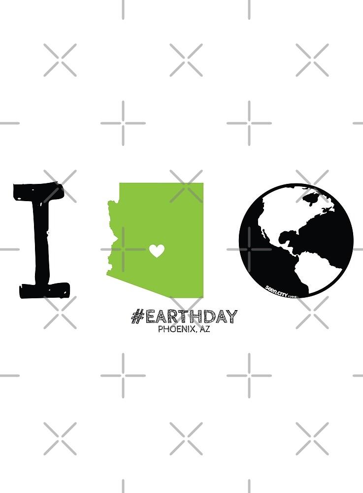 I Love The Earth (Phoenix) by SeenCity
