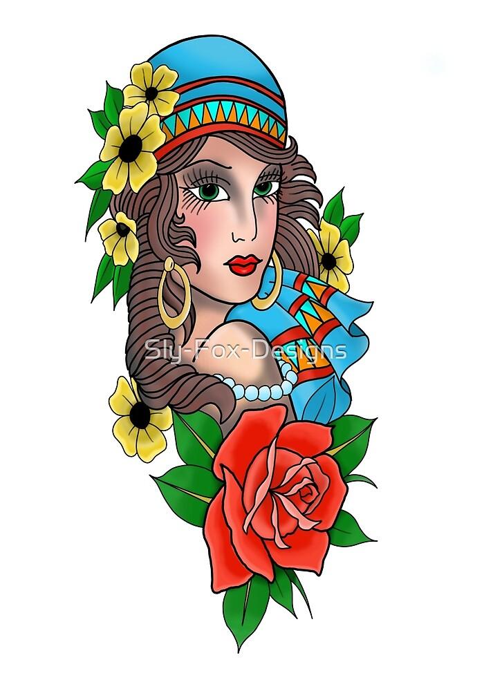 Gypsy Love by Sly-Fox-Designs