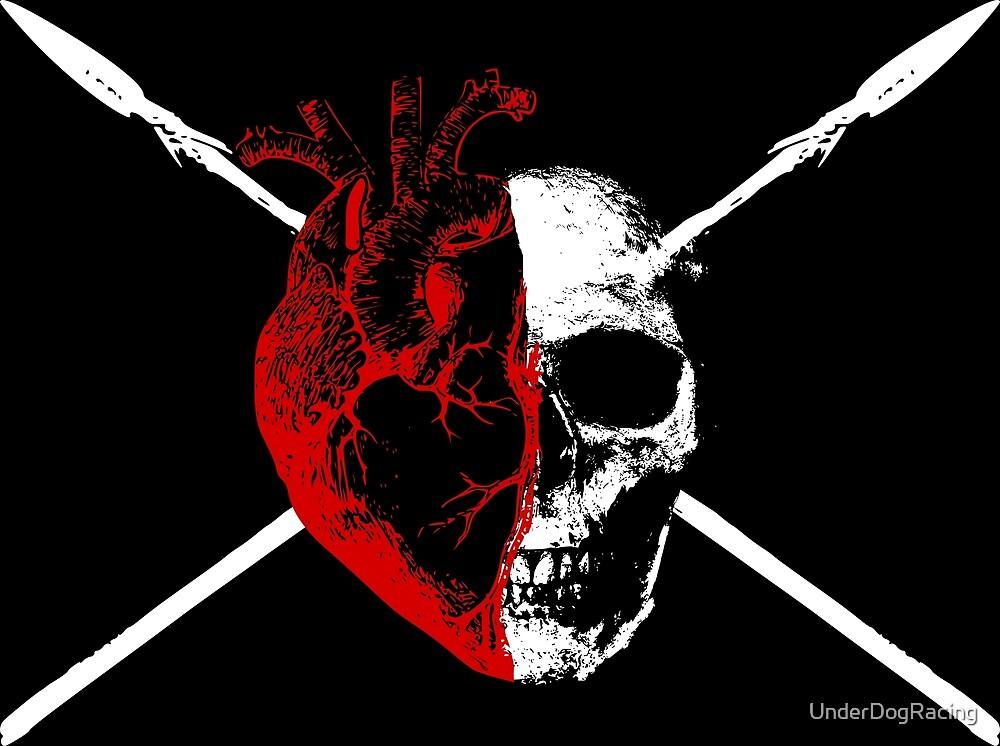 Heartskull by UnderDogRacing