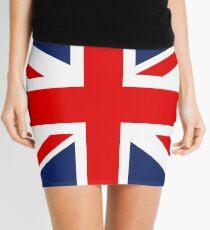 Union Jack Flag of the United Kingdom. Mini Skirt